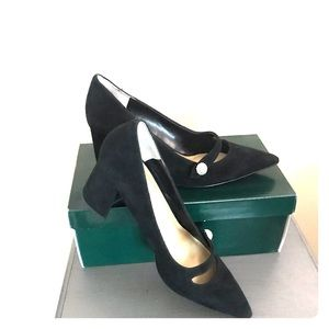 Very Elegant Ann Taylor Evening Shoes!